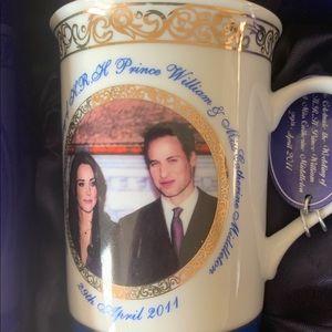 Other - Prince William & Kate Royal Couple Wedding Mug